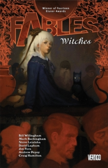 Fables TP Vol 14 Witches, Paperback Book