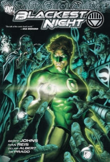 Blackest Night TP, Paperback Book