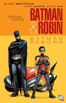 Batman And Robin TP Vol 01 Batman Reborn, Paperback Book