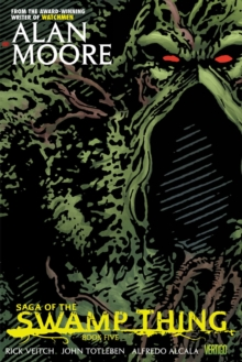 Saga of the Swamp Thing Book 5 TP, Paperback Book