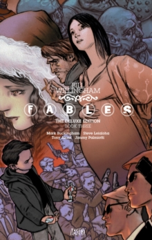 Fables The Deluxe Edition Book Three, Hardback Book