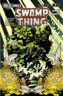 Swamp Thing Vol. 1, Paperback Book