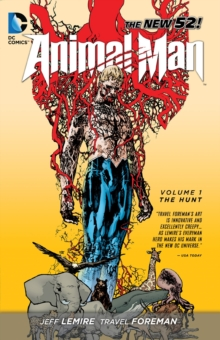 Animal Man Vol. 1, Paperback / softback Book