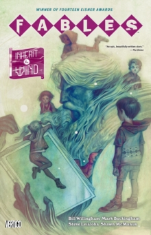 Fables TP Vol 17 Inherit The Wind, Paperback Book