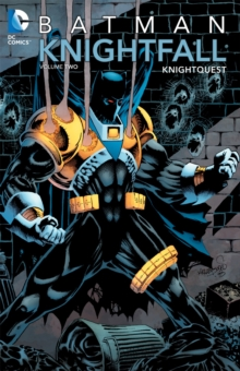 Batman Knightfall TP New Ed Vol 02 Knightquest, Paperback Book