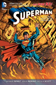Superman Volume 1: What Price Tomorrow? TP (The New 52), Paperback Book