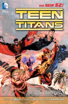 Teen Titans Vol. 1, Paperback / softback Book