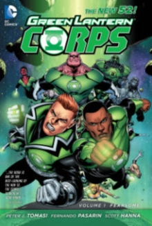 Green Lantern Corps Volume 1: Fearsome TP (The New 52), Paperback Book