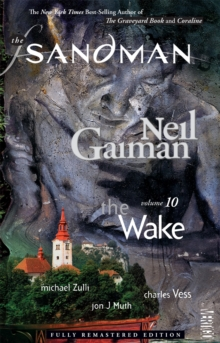 Sandman Vol. 10 : The Wake (New Edition), Paperback Book