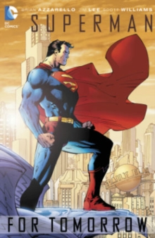 Superman For Tomorrow TP, Paperback Book