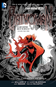 Batwoman Volume 2: To Drown the World TP (The New 52), Paperback Book