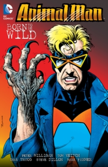 Animal Man Vol. 4, Paperback / softback Book