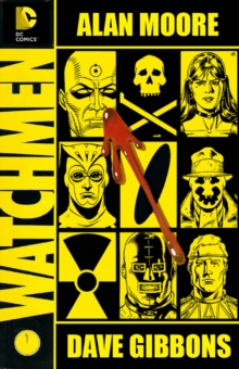 Watchmen: The Deluxe Edition HC, Hardback Book