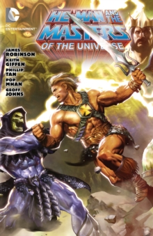 He-Man And The Masters Of The Universe Vol. 1, Paperback Book