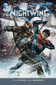 Nightwing Vol. 2 : Night Of The Owls (The New 52), Paperback / softback Book