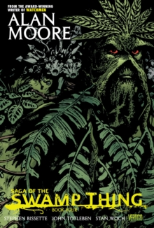 Saga of the Swamp Thing Book 4 TP, Paperback Book