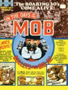 In The Days Of The Mob, Hardback Book