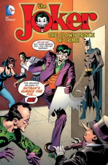 Joker, The Clown Prince of Crime TP, Paperback Book