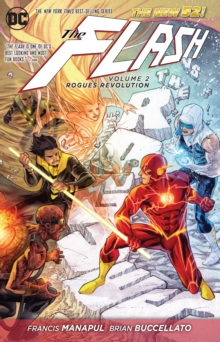 The Flash Vol. 2 Rogues Revolution (The New 52), Paperback / softback Book