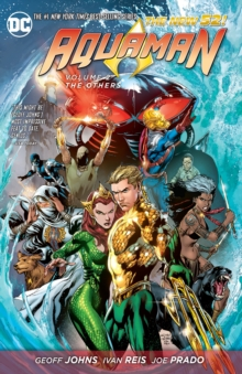 Aquaman Vol. 2 The Others (The New 52), Paperback / softback Book