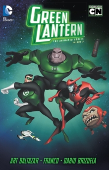 Green Lantern The Animated Series Vol. 2, Paperback / softback Book