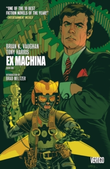 Ex Machina Book 1 TP, Paperback Book