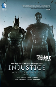 Injustice Gods Among Us Vol. 2, Hardback Book
