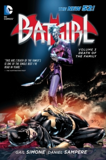 Batgirl Vol. 3 Death Of The Family (The New 52), Paperback Book
