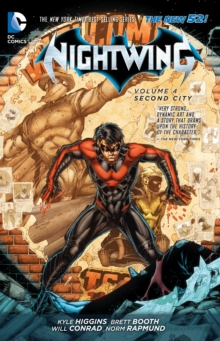 Nightwing Volume 4: Second City TP (The New 52), Paperback Book