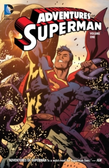 Adventures of Superman Volume 1 TP, Paperback Book