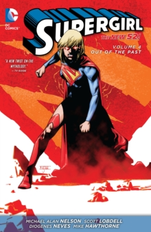 Supergirl Vol. 4 (The New 52), Paperback / softback Book