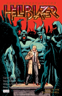 John Constantine, Hellblazer Vol. 8 : Rake At The Gates Of Hell, Paperback / softback Book