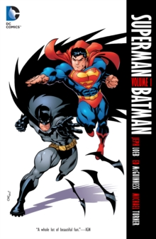 Superman/Batman Vol. 1 - Public Enemies, Paperback Book