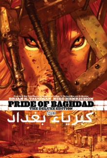 Pride of Baghdad Deluxe Edition HC, Hardback Book