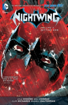 Nightwing Volume 5: Setting Son TP (The New 52), Paperback Book
