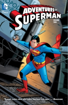 Adventures of Superman Volume 2 TP, Paperback Book