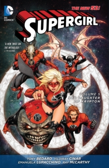 Supergirl Volume 5: Red Daughter Of Krypton TP (The New 52), Paperback Book