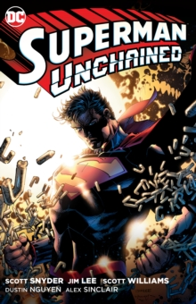 Superman Unchained TP (The New 52), Paperback Book