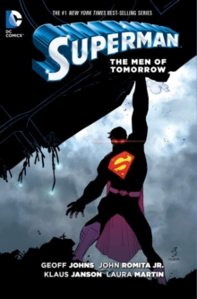 Superman Volume 6: The Men of Tomorrow HC (The New 52), Hardback Book