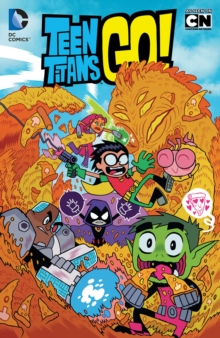 Teen Titans Go! Vol. 1 Party, Party!, Paperback Book