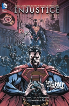 Injustice: Gods Among Us Year 2 Volume 1 TP, Paperback Book