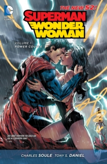 Superman/Wonder Woman Volume 1: Power Couple TP, Paperback Book