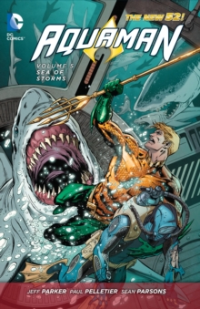 Aquaman Volume 5: Sea of Storms TP, Paperback Book