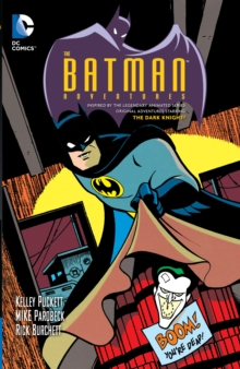 Batman Adventures Volume 2 TP, Paperback Book