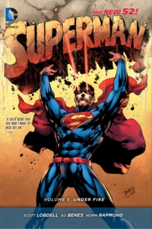 Superman Volume 5: Under Fire TP (The New 52), Paperback Book