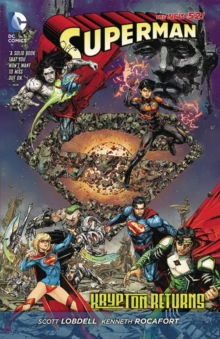 Superman: Krypton Returns HC (The New 52), Paperback Book