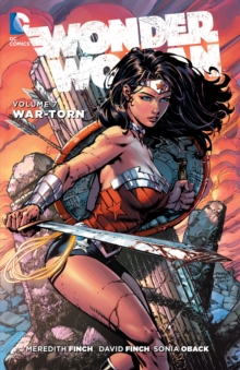 Wonder Woman Volume 7: War Torn HC (The New 52), Hardback Book