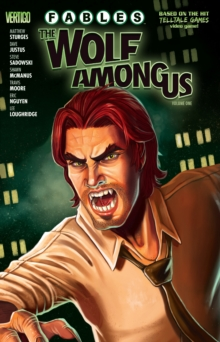 Fables The Wolf Among Us TP Vol 1, Paperback Book