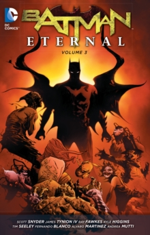 Batman Eternal Vol. 3 (The New 52), Paperback / softback Book