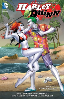 Harley Quinn Vol. 2 Power Outage (The New 52), Paperback Book